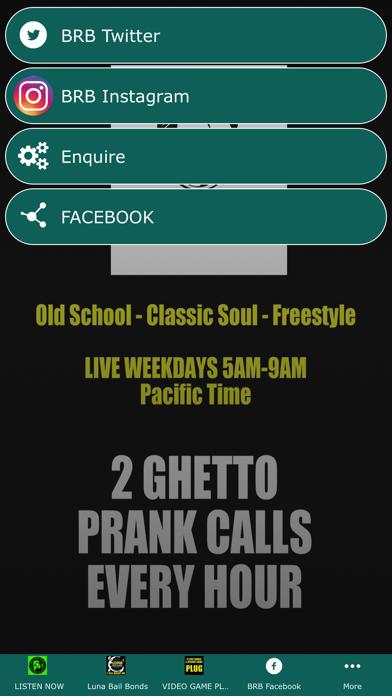 BRB Rockabilly Radio screenshot two