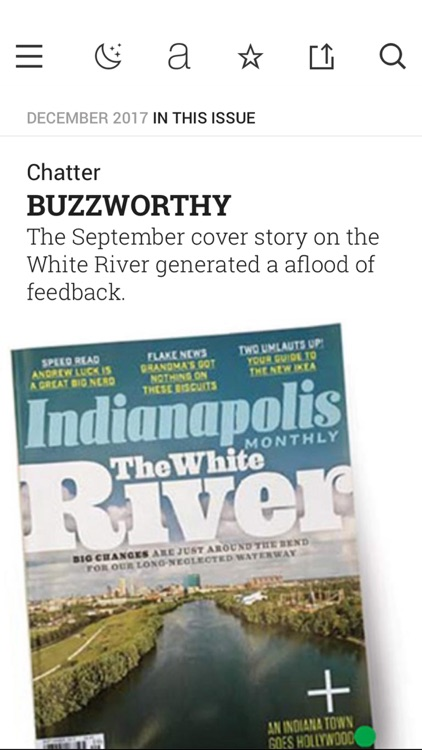 Indianapolis Monthly Magazine screenshot-2