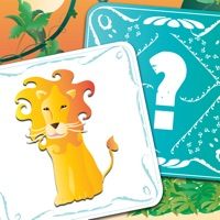 Codes for Animal Pairs Game: The Jungle Hack