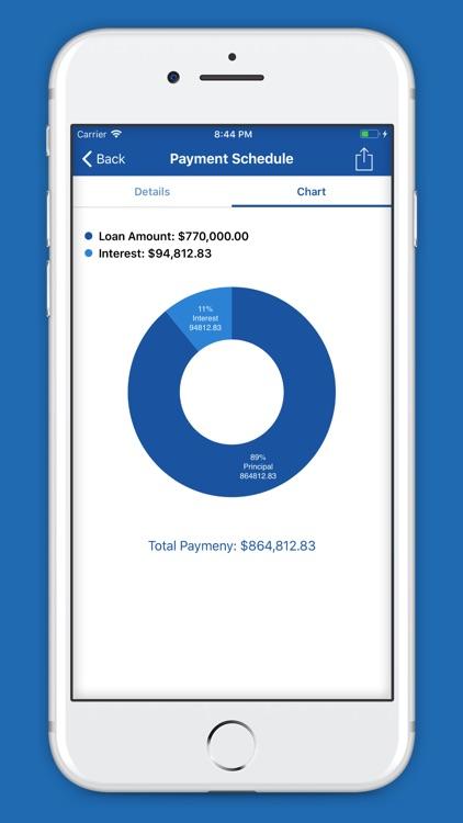 EMI Calculator - Loan Planner screenshot-4