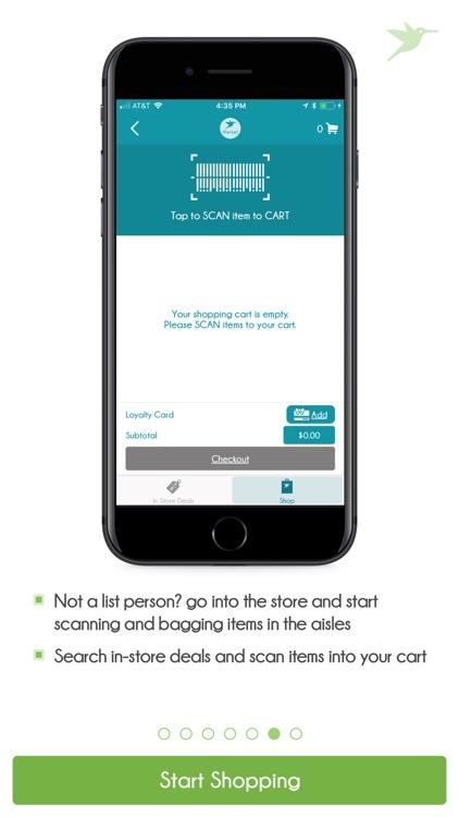 Swift Shopper Weekly Shopping screenshot-4