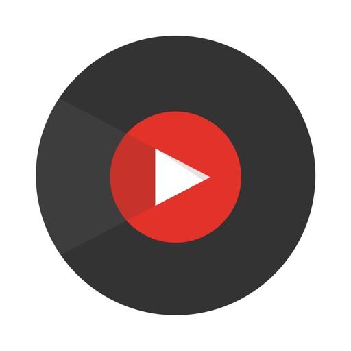 YouTube Music app logo