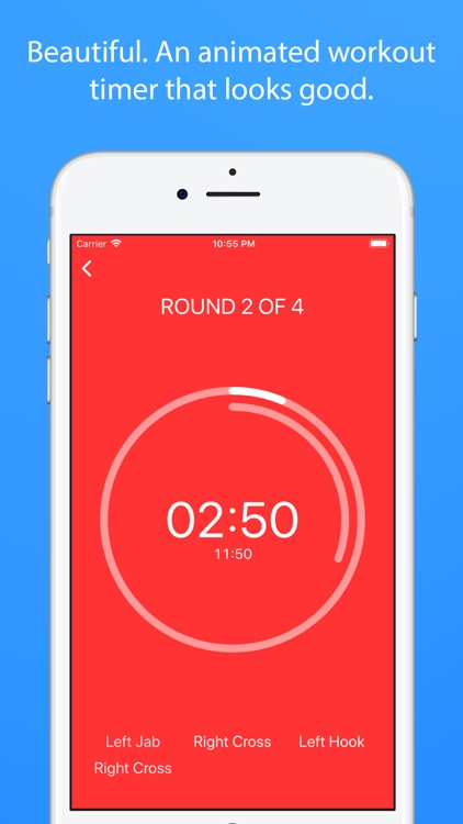 Boxing Coach and Workout Timer screenshot-0