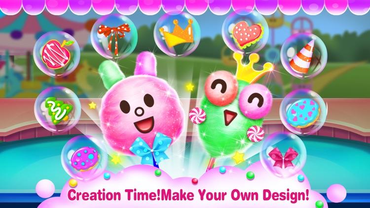 Cotton Candy Art Maker screenshot-3