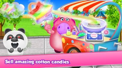 Fat Unicorn Cotton Candy Shop screenshot 6