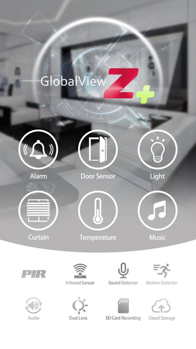 GlobalView screenshot one