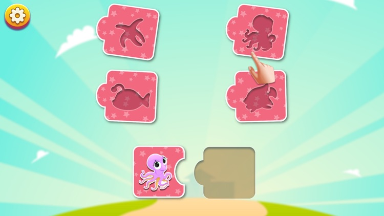 Matching Sticker Block Puzzle screenshot-8