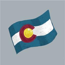 Official Colorado Stickers