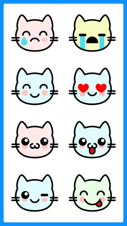 170+ Cat Emojis for Texting screenshot-5