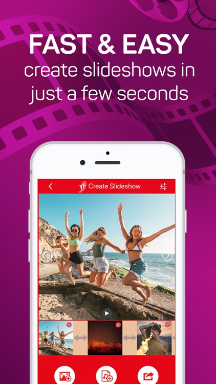 Fast & Easy Slideshow Maker screenshot-1