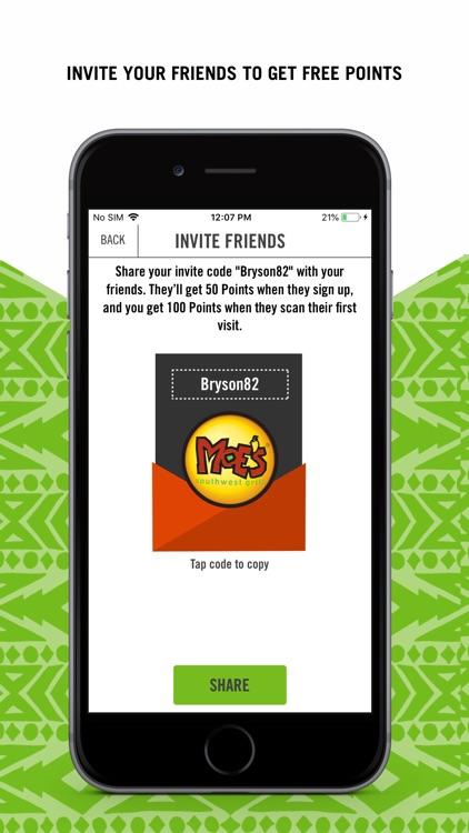 Moe Rewards screenshot-3