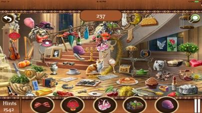 Hidden Objects:Big Home Mania screenshot one