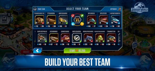 Jurassic World The Game On The App Store - Minecraft pc version auf ipad spielen