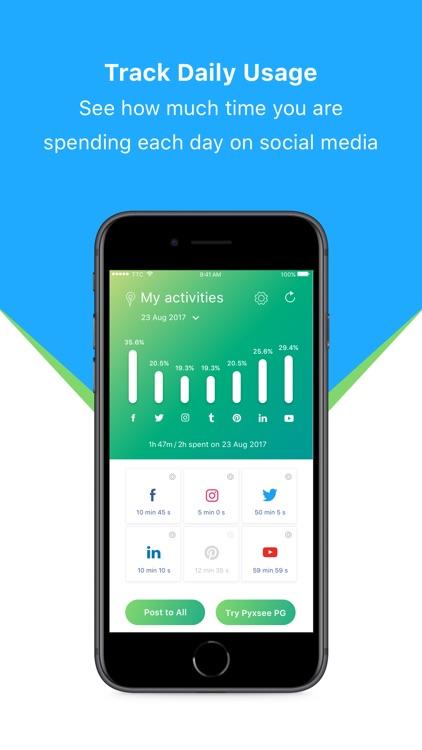 Pyxsee - Social Media Manager screenshot-4