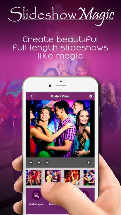 Slideshow Magic- With Music