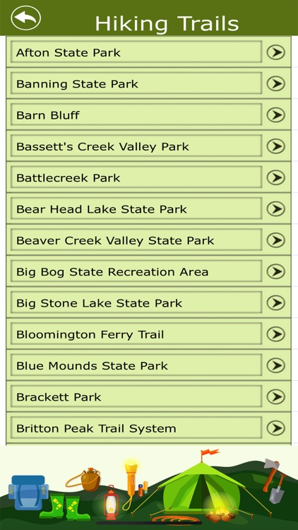 Minnesota Campgrounds & Trails screenshot-3