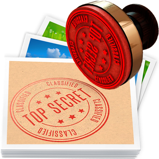 Watermark Logo - Protect Files
