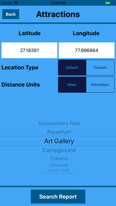 Travel Around World Offinemaps review screenshots