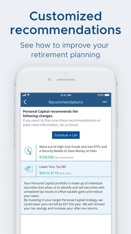 Personal Capital screenshot-7