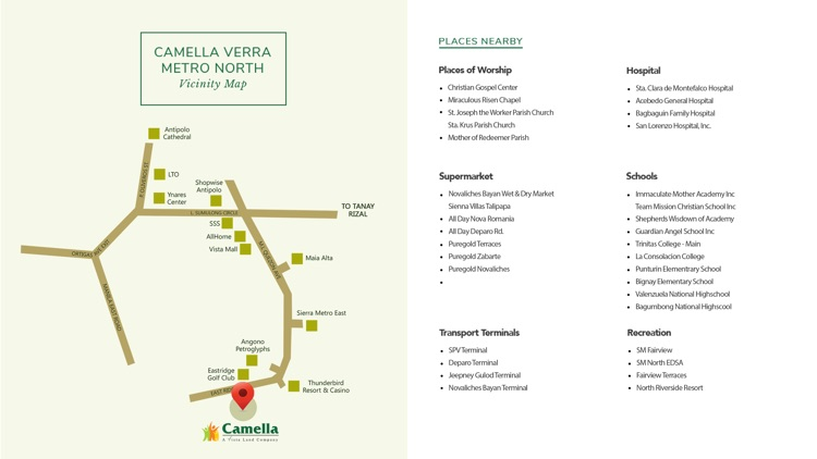 Camella Digital Brochure by Camella