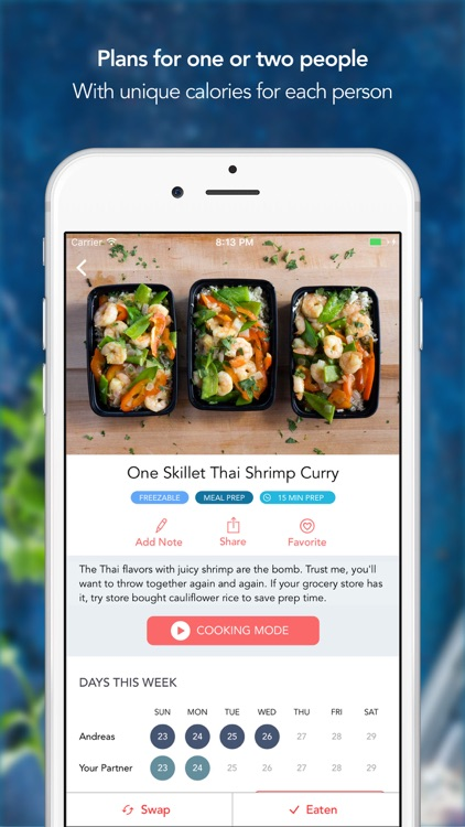 MealPrepPro - Healthy Meal Plans