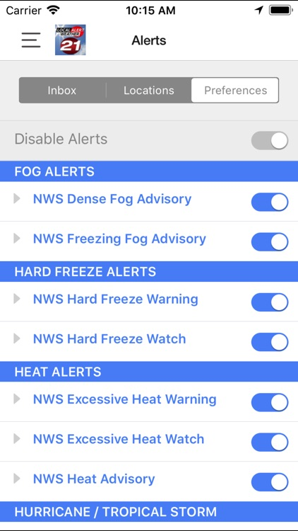 KTVZ Local Alert Weather App screenshot-4