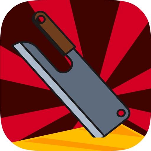 Fidget Knife Spinner