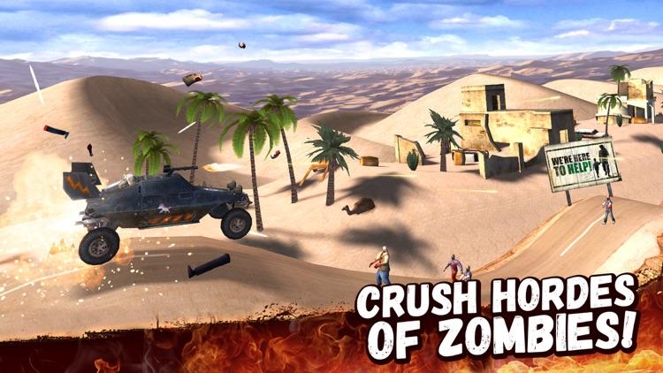 Zombie Derby 2 screenshot-0