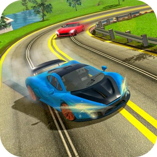 Extreme Drift Car Stunt Racing