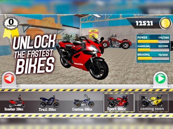 Скачать игру Speed Rider Racing