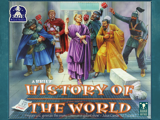 Screenshot #4 pour A Brief History of the World