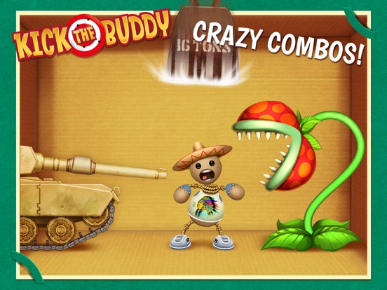 Kick the Buddy (Ad Free) screenshot 10