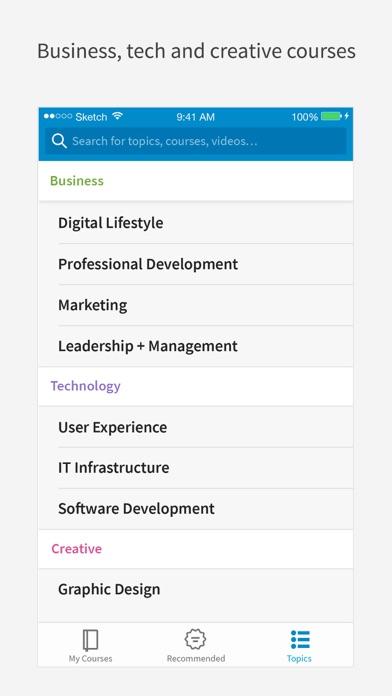 LinkedIn Learning for Windows