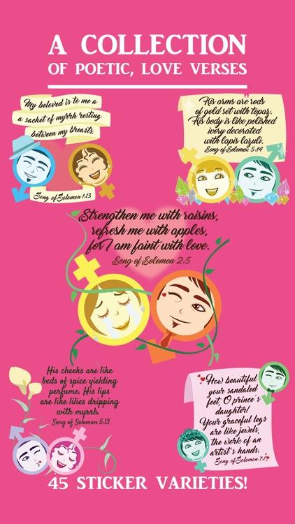 Song of Solomon Love Emojis