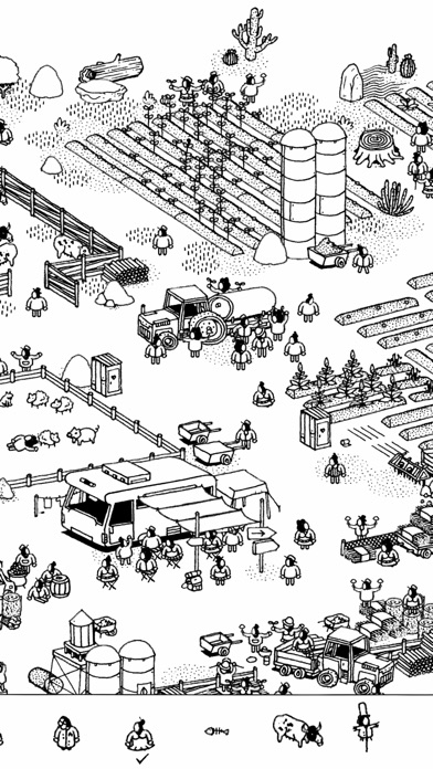 Hidden Folks screenshot1