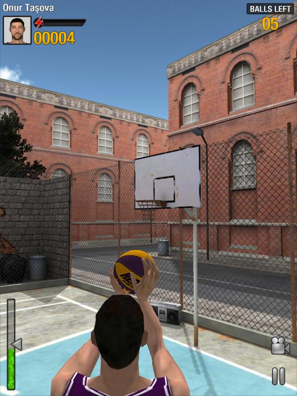 真实篮球截图4