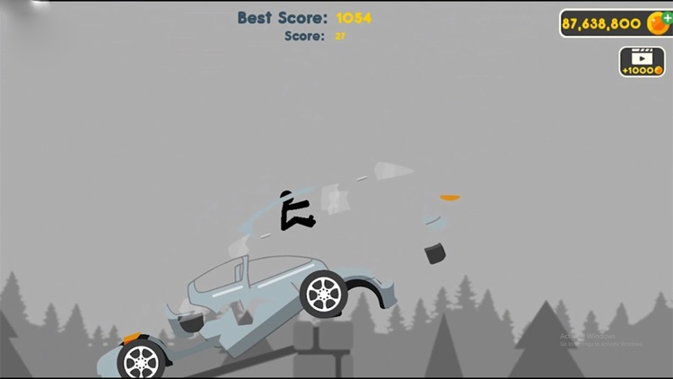 Stickman crash : ragdoll screenshot-3