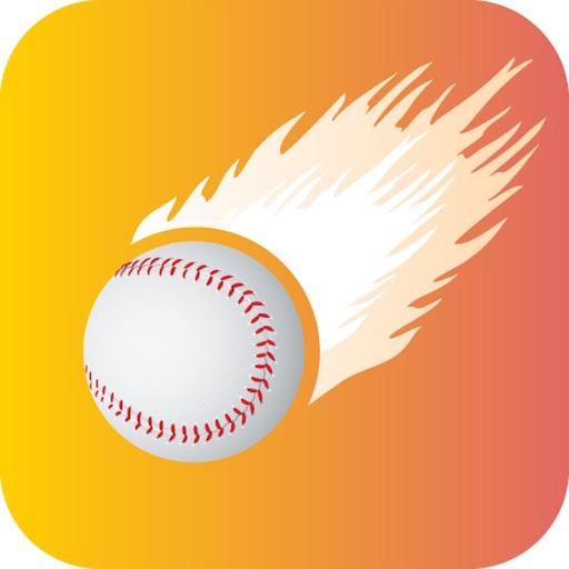 Baseball Radar Gun + icon