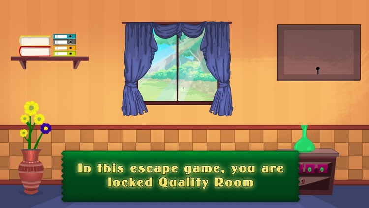 The First Quality Room Escape Games