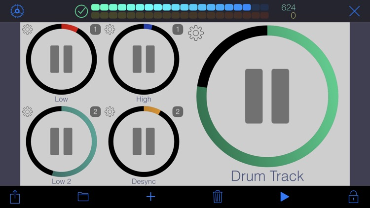 WiDI - MIDI Studio screenshot-4