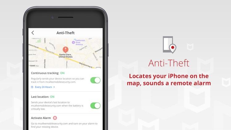 Mobile Security & Wifi Scan screenshot-3