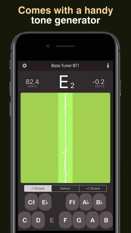 Bass Tuner BT1 Pro screenshot-3