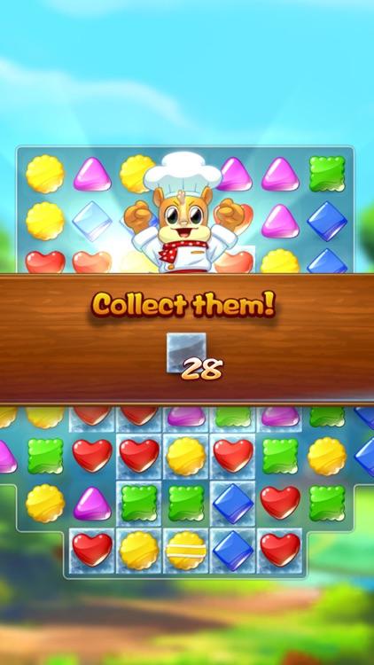 Cookie Crush . screenshot-4