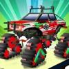 モンスタートラックドリフト - 3Dスタントレースゲーム - iPhoneアプリ