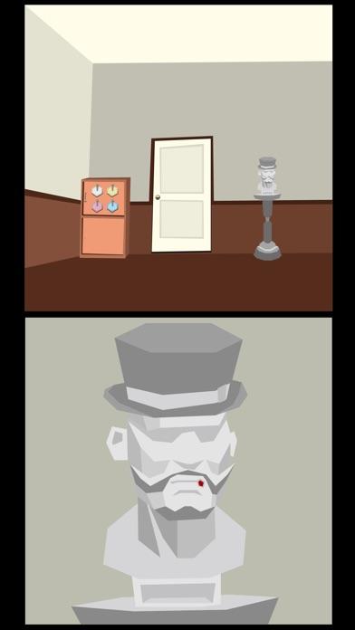 脱出ゲーム ヒゲの部屋からの脱出紹介画像2