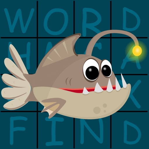 Kids Word Search - Word Puzzle