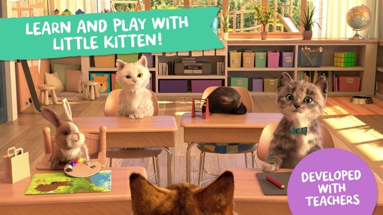Little Kitten & Friends screenshot-0