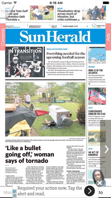 Biloxi Sun Herald eEdition