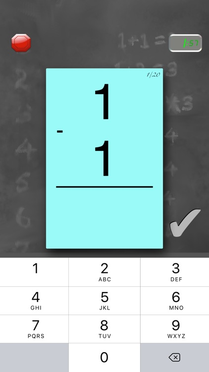 FlashToPass Math Flash Cards screenshot-2