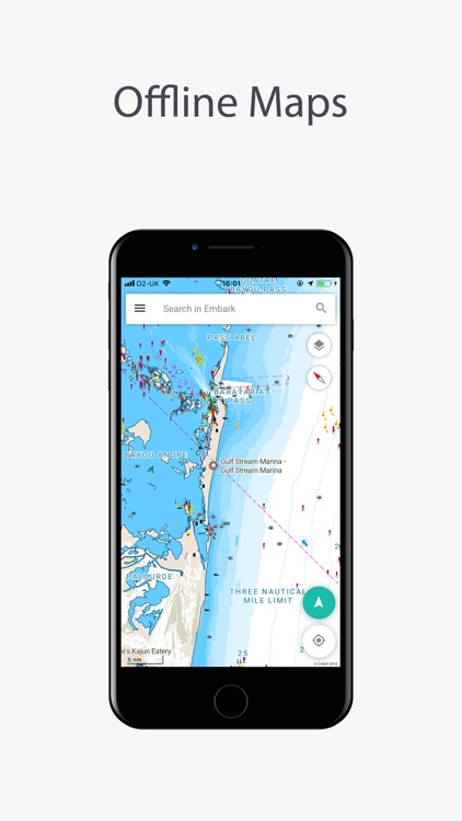 Embark: Boating and Weather screenshot-3